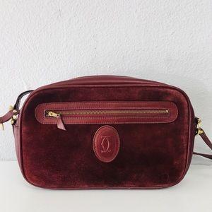 f75585629c00 Cartier Bags - Vintage Cartier Purse